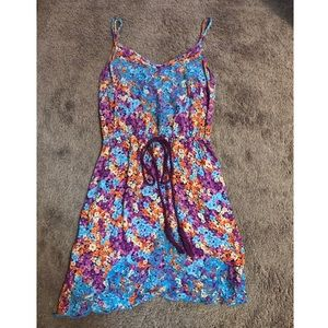 Women's Flying Tomato multicolored  floral dress
